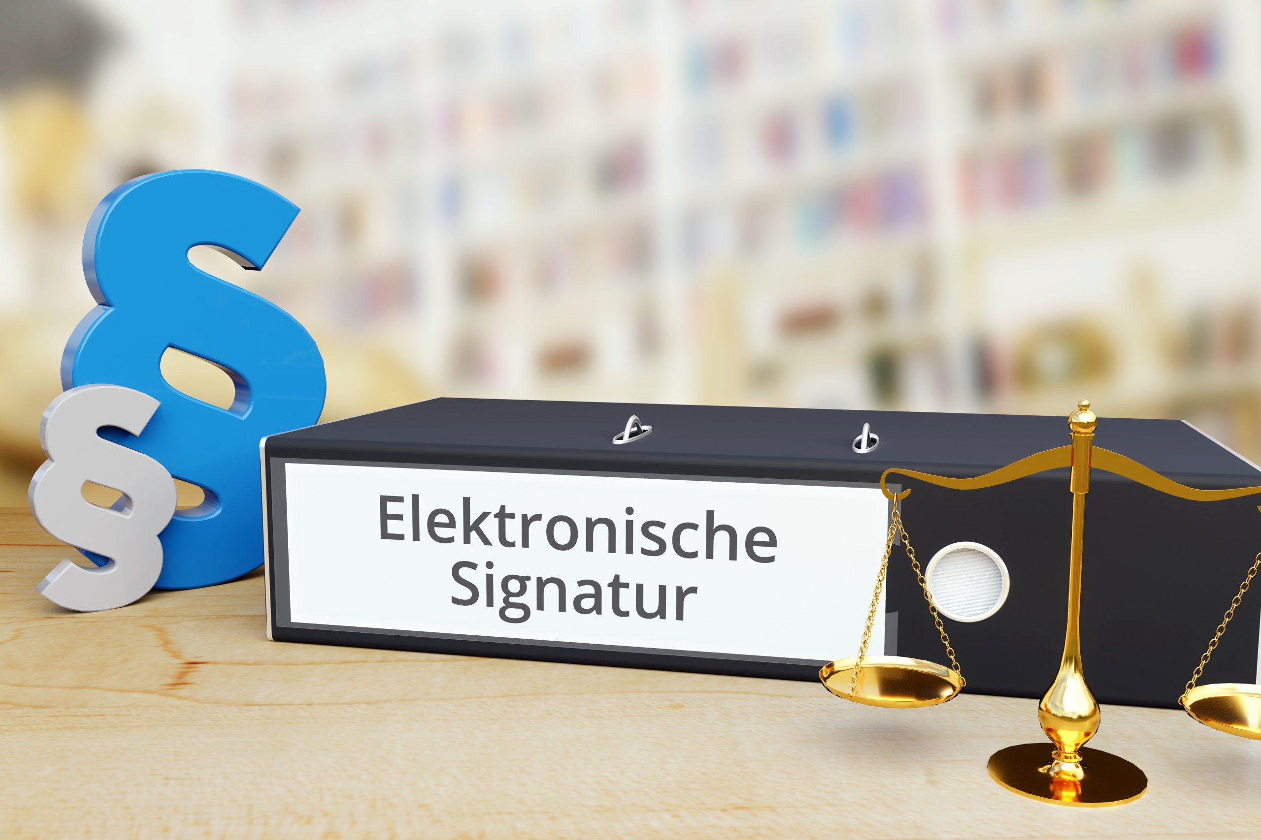 beglaubigte Übersetzung mit elektronischer Signatur türkisch - deutsch